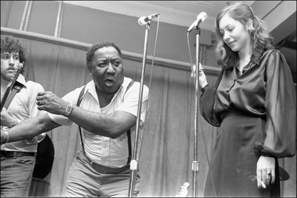 Bob Margolin, Muddy Waters & Lou Ann Barton
