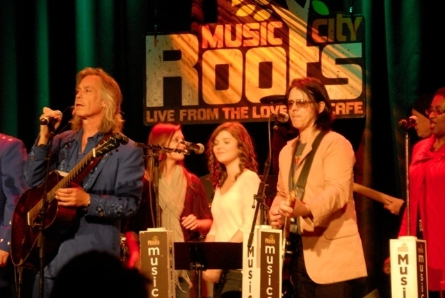 Jim Lauderdale, The Church Sisters, Mike Farris & The McCrary Sisters.