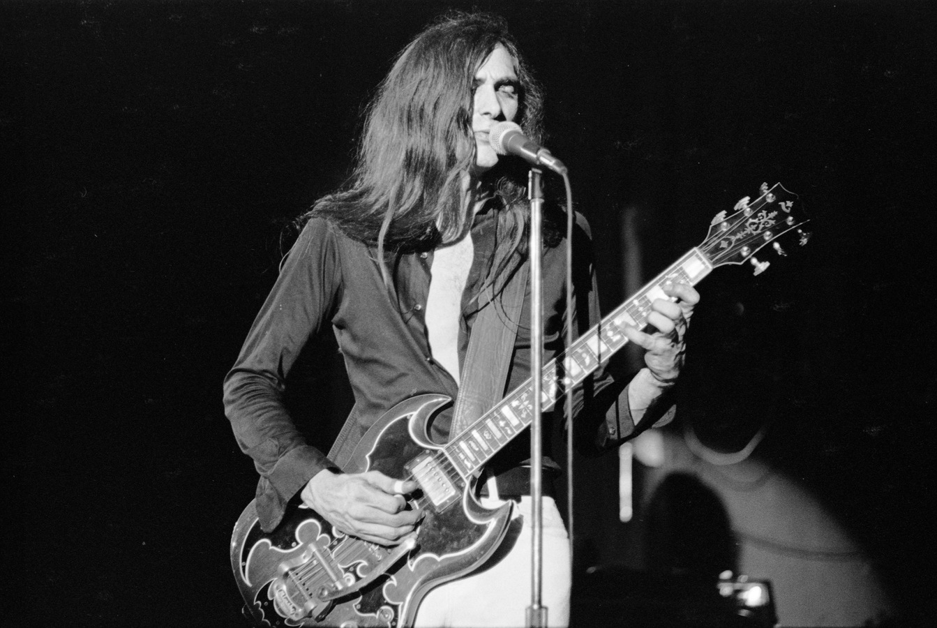 The Late John Cipollina - Quicksliver Messenger Service.